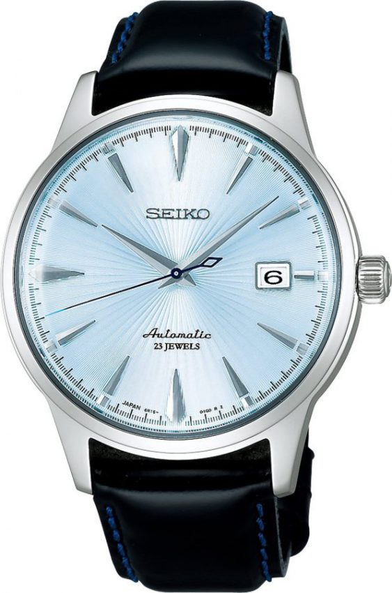 Seiko SARB065 Cocktail Time Review – Gorgeous Automatic Watch Under $500