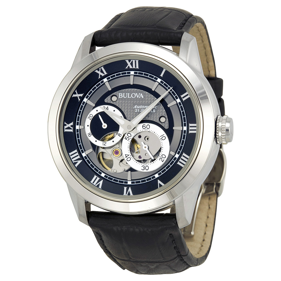 Bulova 96a135 review automatic watches for men for Watches for men