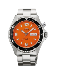 Orient Orange Mako Review