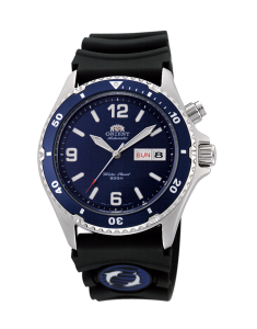 Orient Blue Mako Review