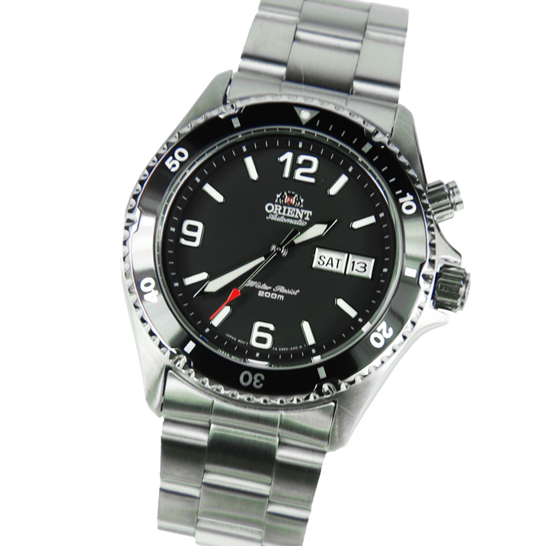 Orient Mako Automatic Dive Watch Review