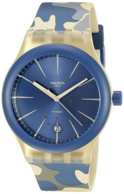 Swatch Sistem51 Automatic Watches Review – A Perfect Second Watch