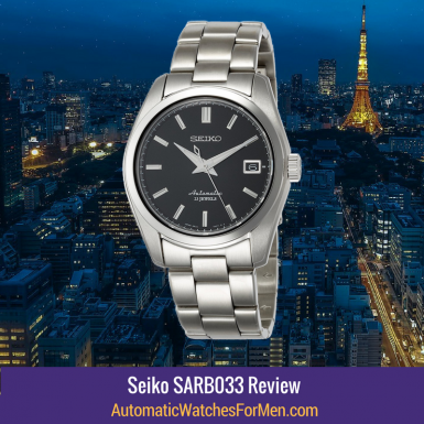 Seiko SARB033 Review