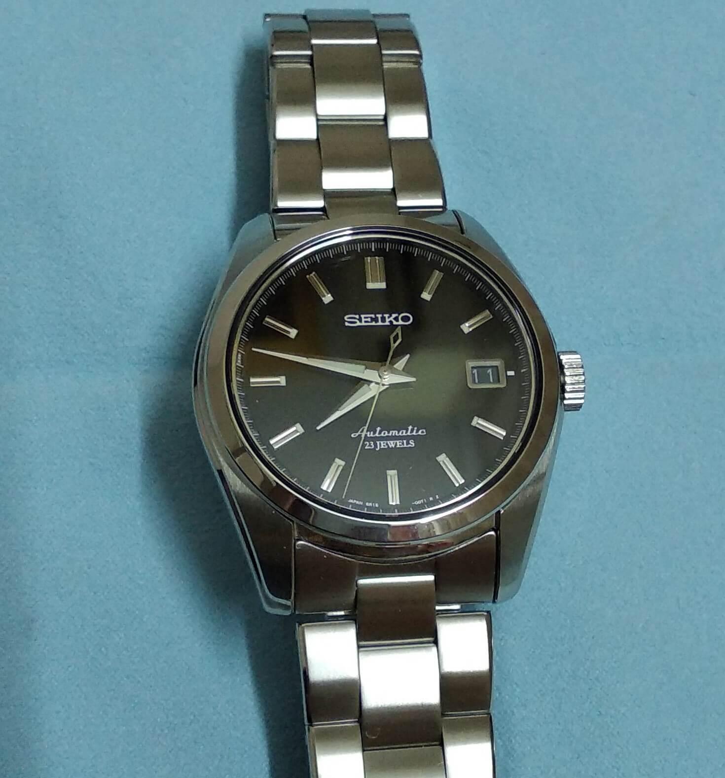 Seiko SARB033 front