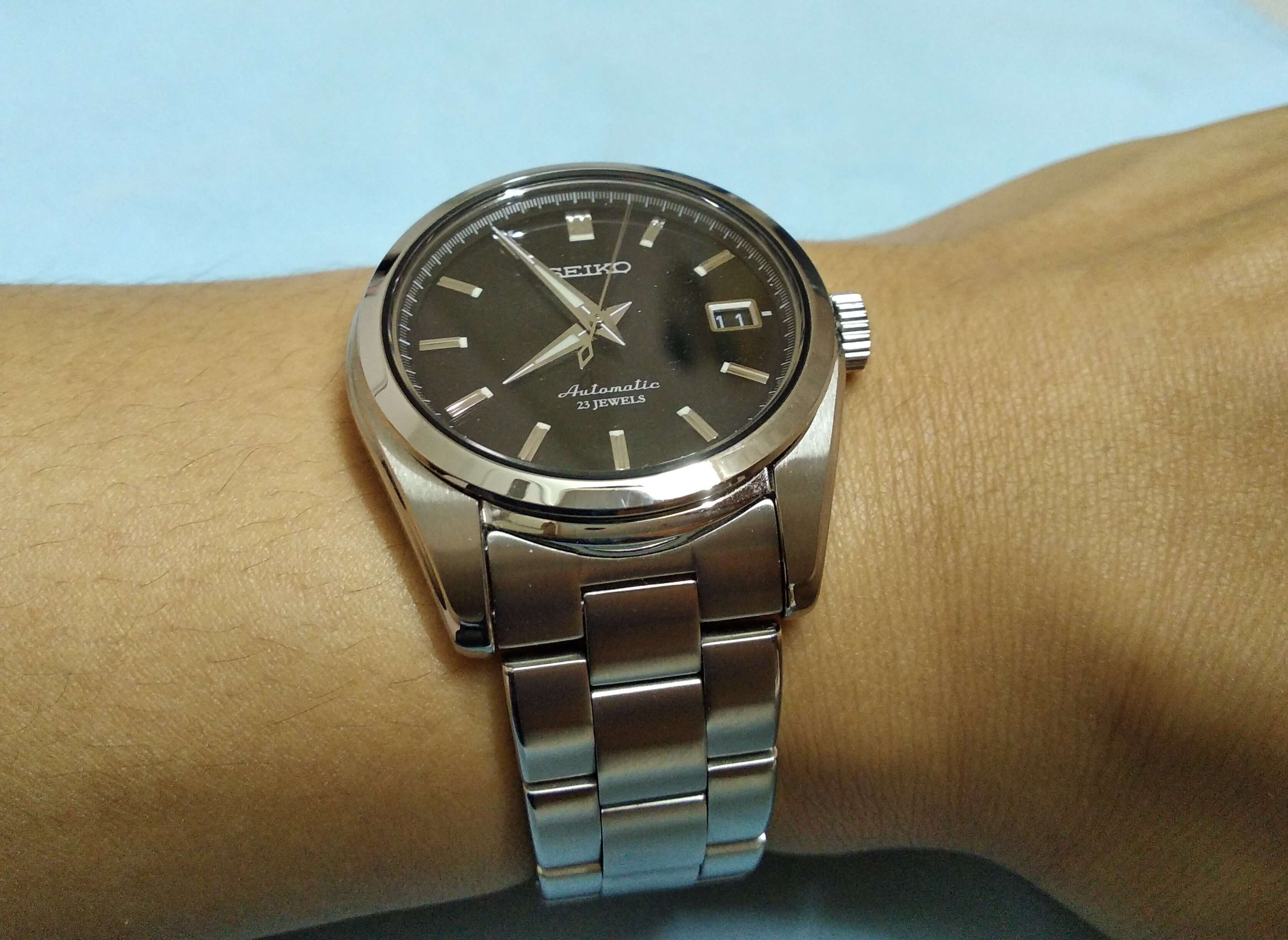 Seiko SARB033 Review | Automatic Watches For Men
