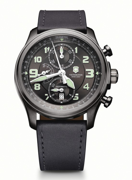 Victorinox Swiss Army Infantry Vintage Automatic Chronograph Watch Review