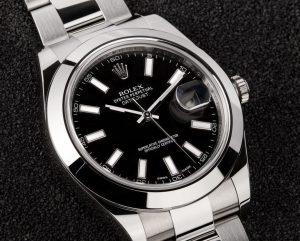 Seiko SARB033 Automatic Wrist Watch Review - Rolex Datejust