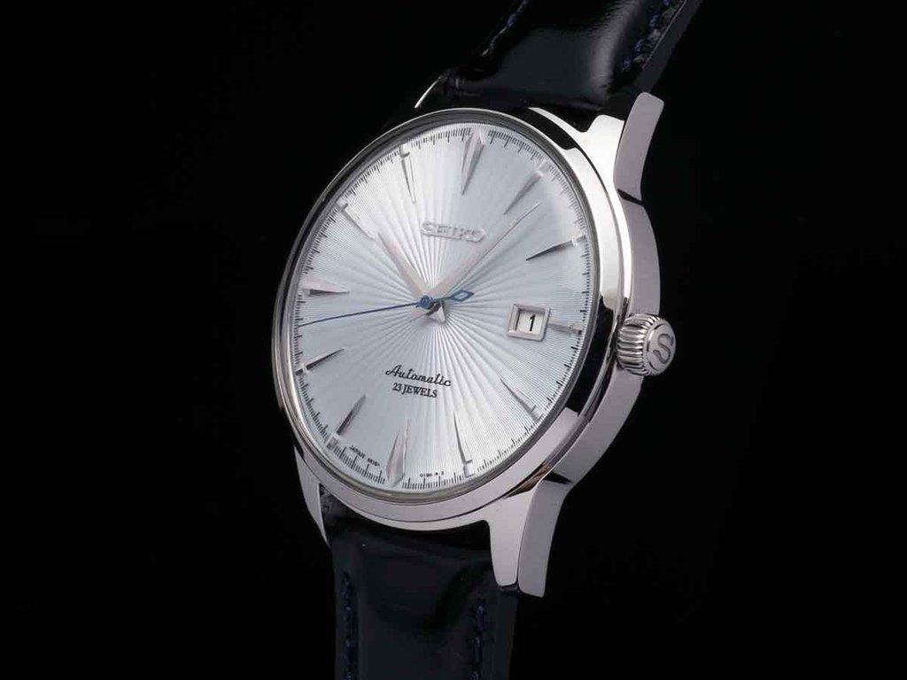 Seiko SARB033 Automatic Wrist Watch Review – SARB065 ...
