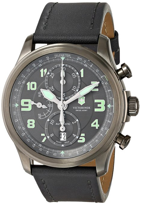 Victorinox Infantry Vintage Automatic Chronograph Watch Review
