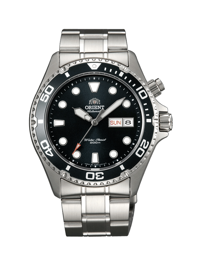 Orient Ray Automatic Dive Watch Review