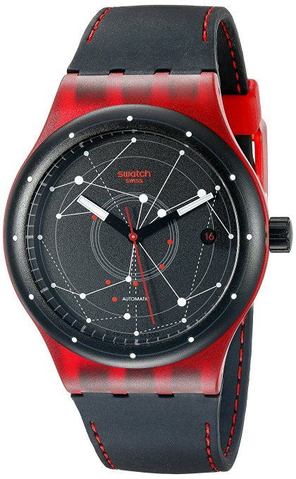 Swatch Sistem51 sutr400-sistem-red-1