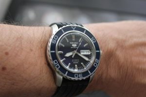 Seiko 5 Sports SNZH53 Automatic Watch Review