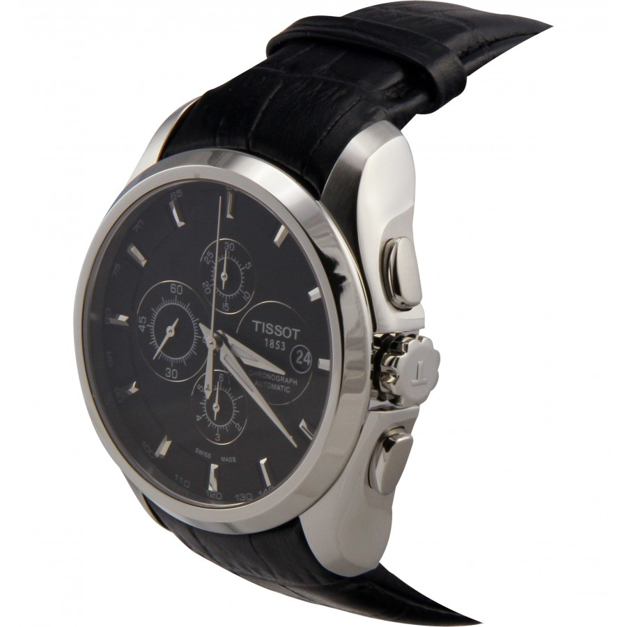 Tissot Couturier Automatic Chronograph Review