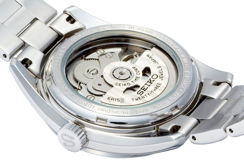 How Does Automatic Watch Work? Seiko SARB033