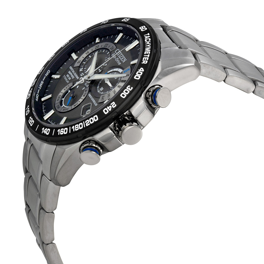 Citizen Eco-Drive Perpetual Chronograph AT4010-50E Watch Review