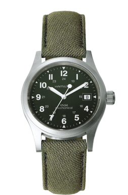 Hamilton Khaki Field Officer Handwinding H69419363 Review
