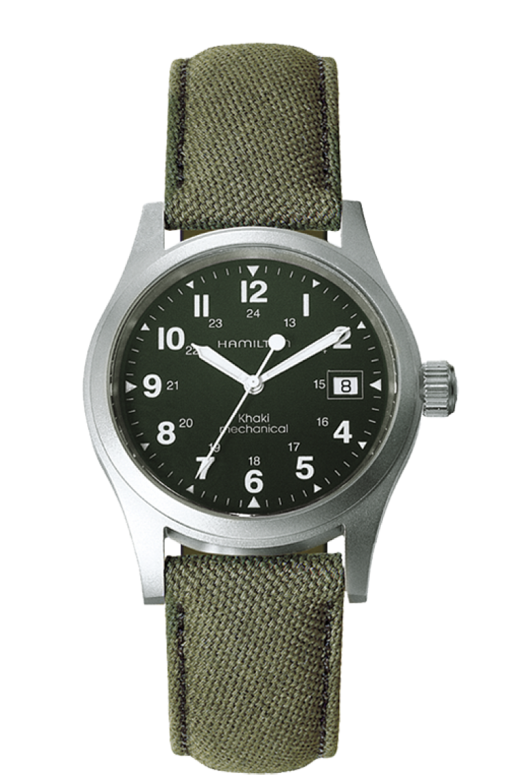 Hamilton Khaki Field Officer Handwinding H69419363 Review- A Rugged Military Mechanical Watch