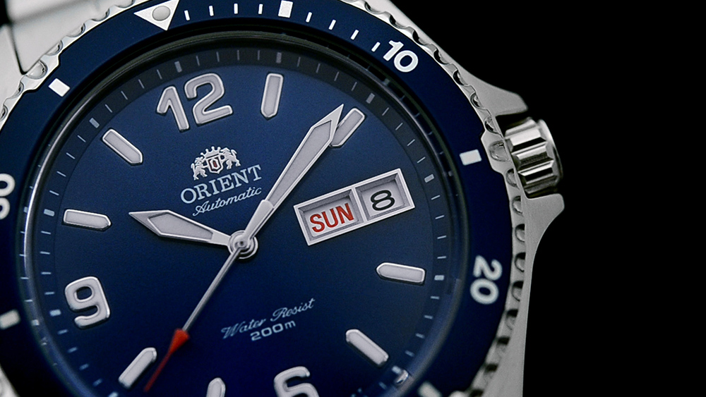 Orient Mako I Watch Review