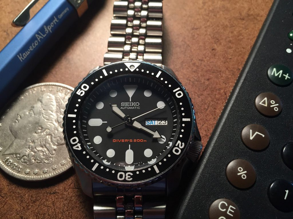 6 Things To Consider When Choosing Your Wrist Watch-skx007