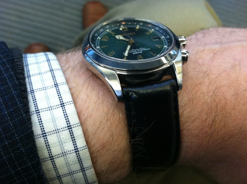 seiko-sarb017-alpinist-review-4-black-leather