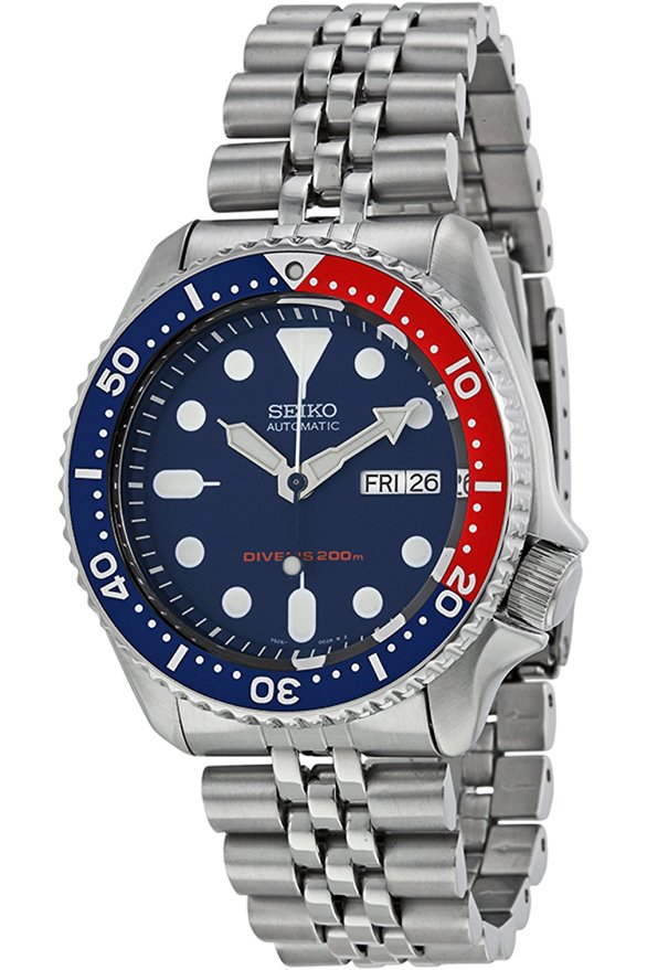 Seiko skx009 review automatic watches for men - Seiko dive watch history ...