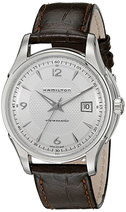 Hamilton Jazzmaster Viewmatic Automatic Watch Review
