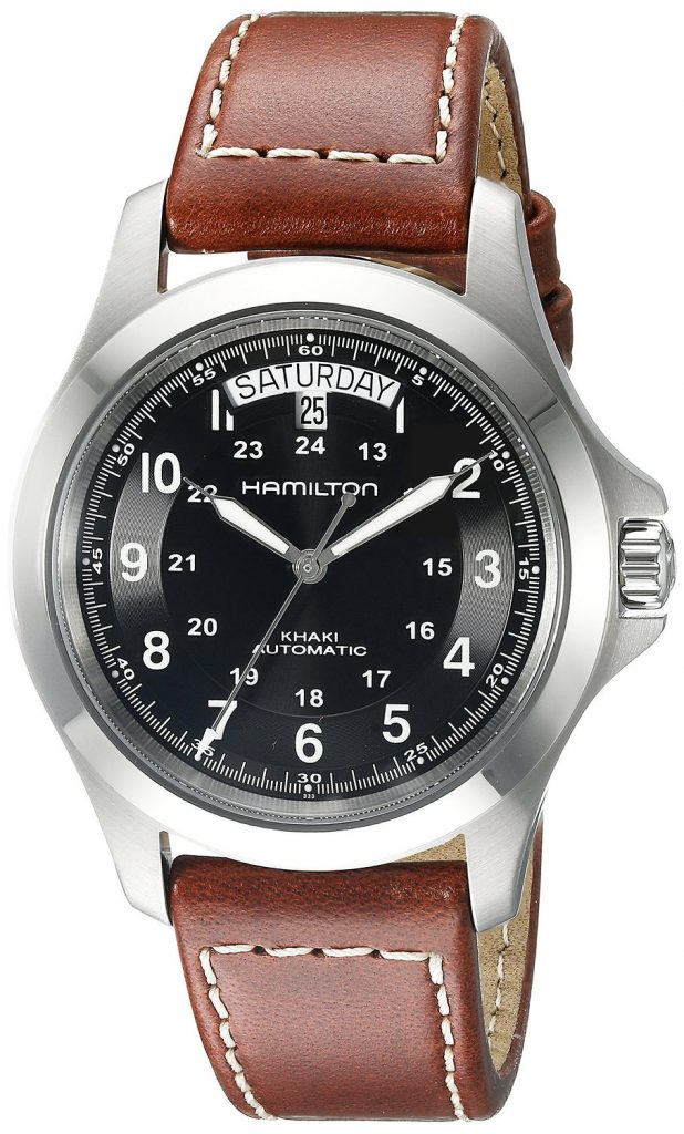 Hamilton khaki king review Cool Gift Ideas For Men