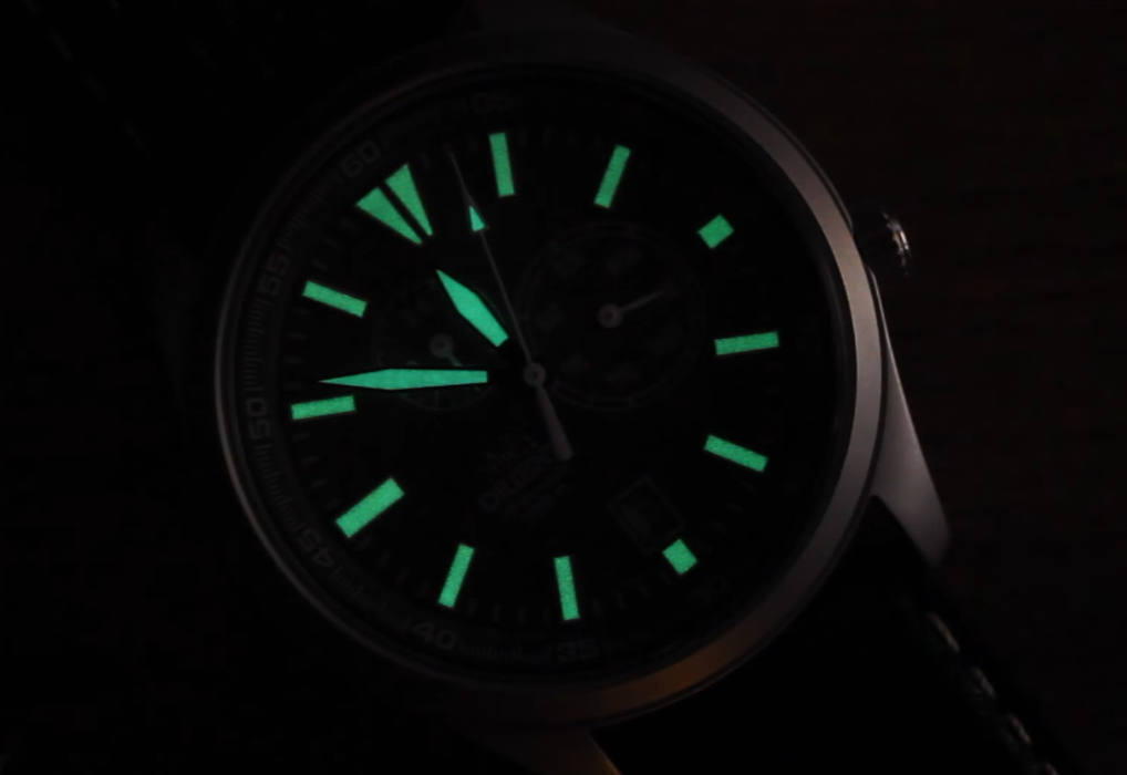 Orient Defender Lume Shot