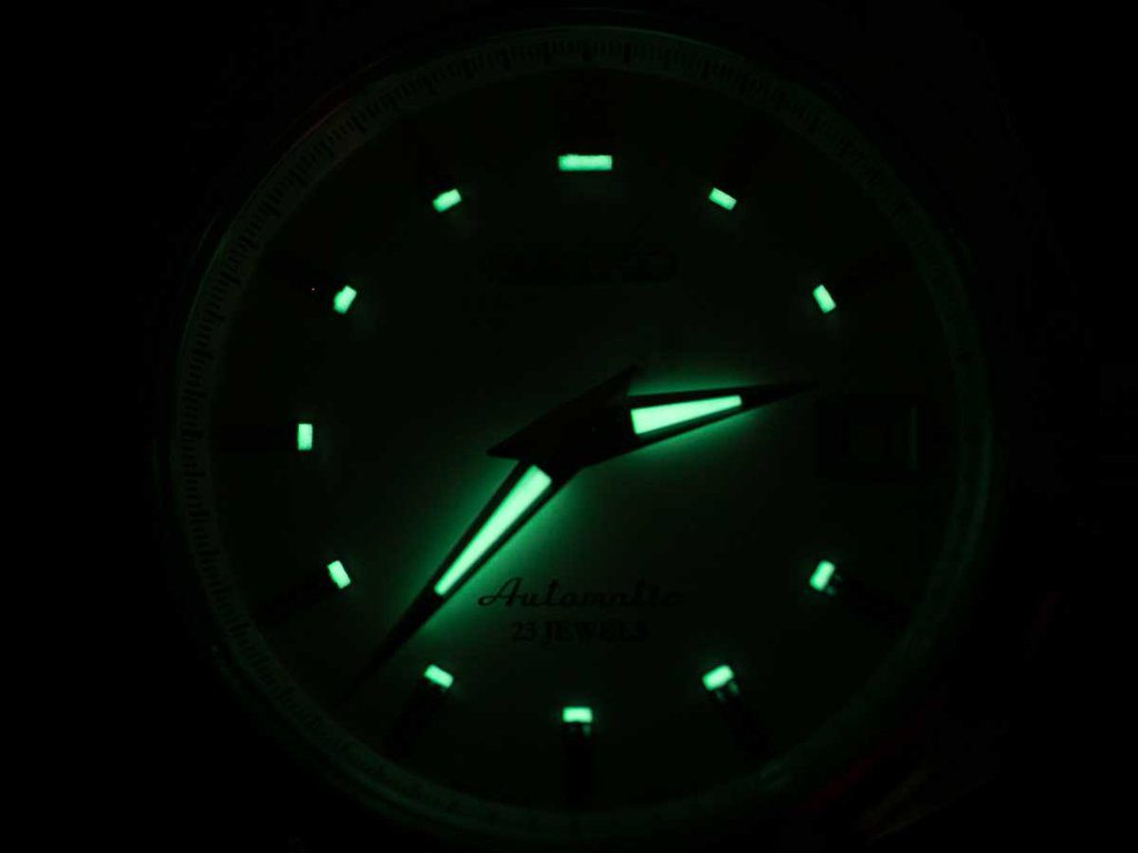 Seiko SARB035 Review - Lume