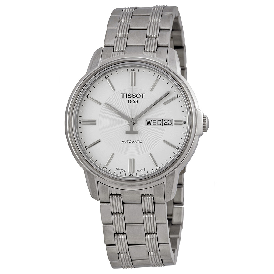 Tissot Automatics III Watch Review