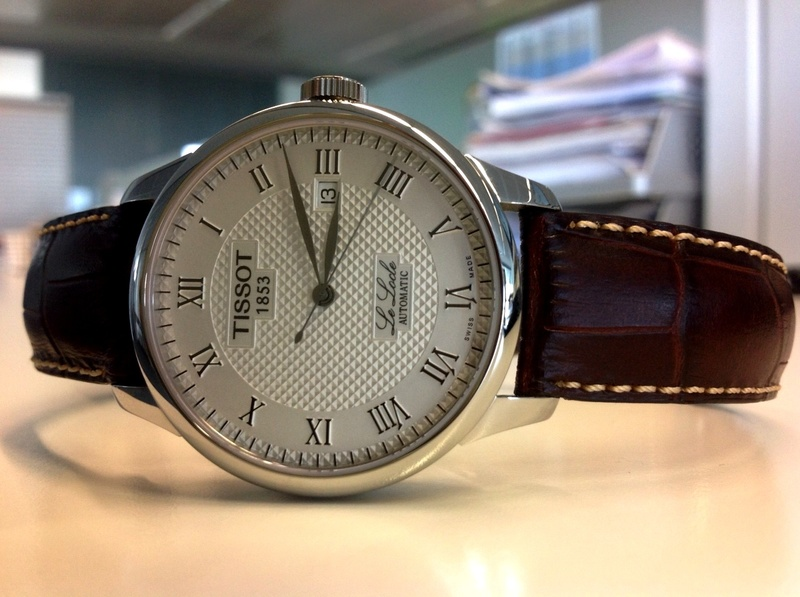Tissot le locle T41.1.423.33 Watch Review Cool Gift Ideas For Men