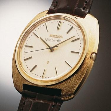 what is quartz watch - first quartz watch seiko astron