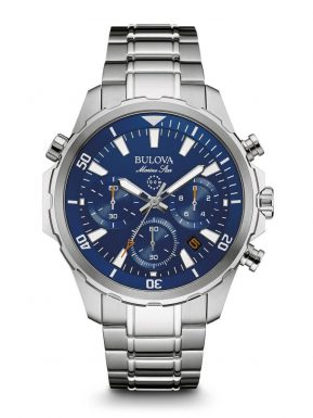 Bulova Marine Star Review 96B256