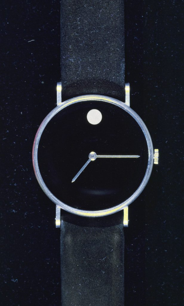 Movado Museum Watch Original 1947