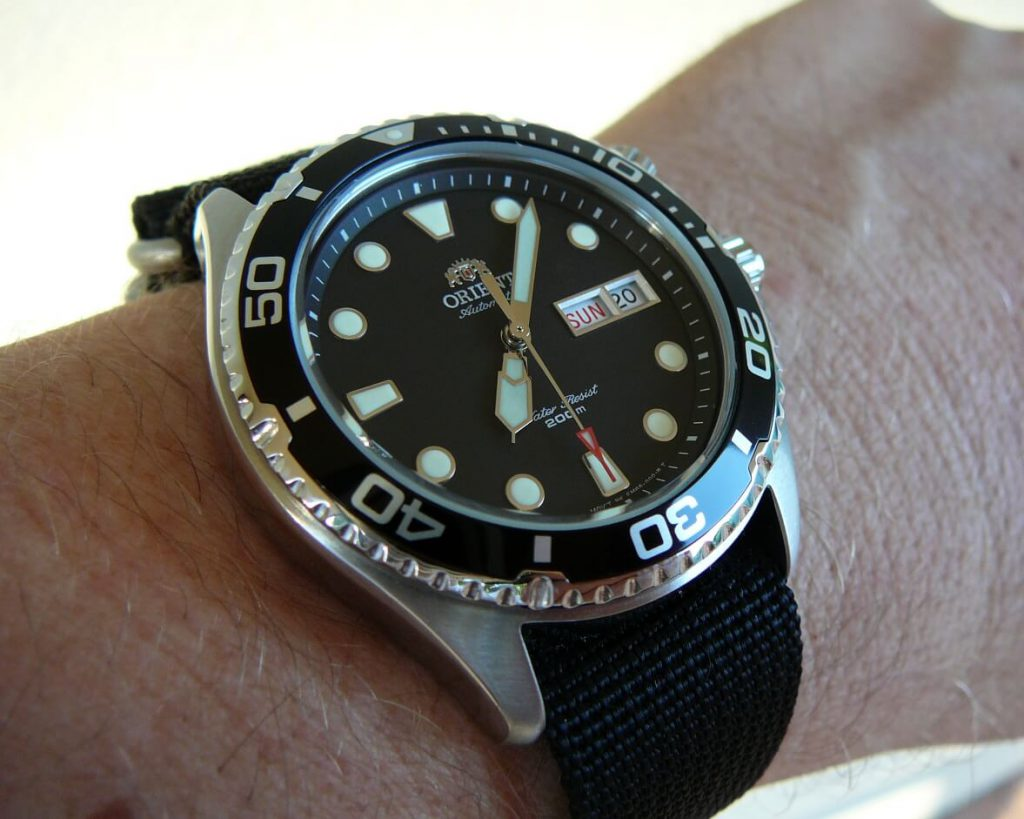 Orient Ray Automatic Dive Watch