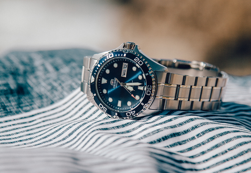 Orient Ray II Blue