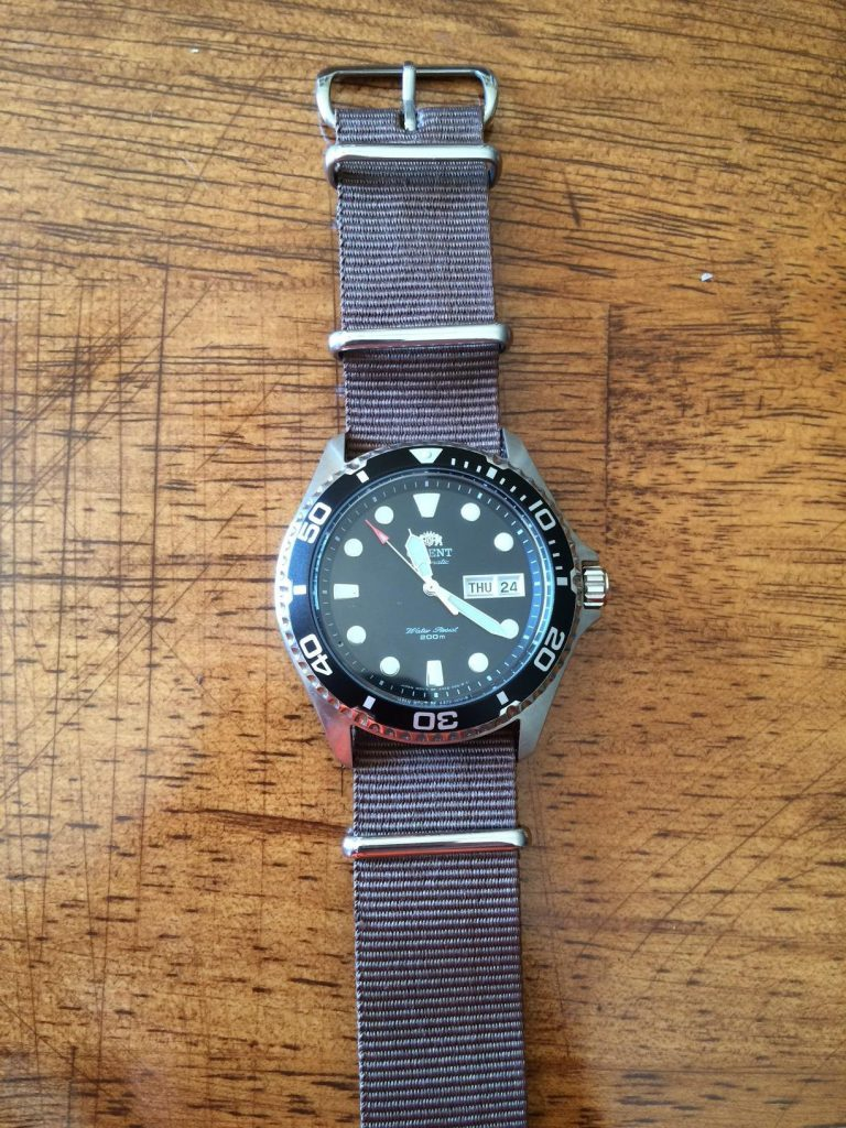 Orient Ray 2 Review | Automatic Watches For Men