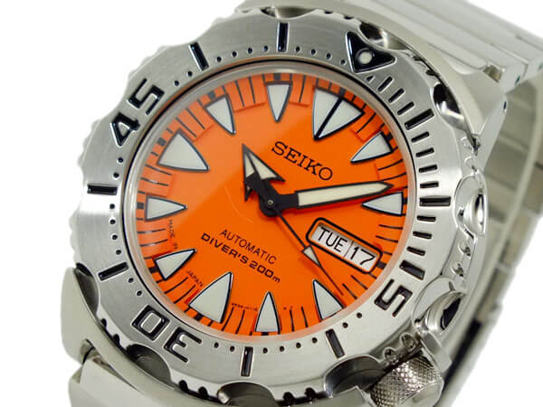 Seiko Orange Monster Review 2