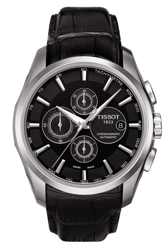 Tissot Couturier Chronograph Review