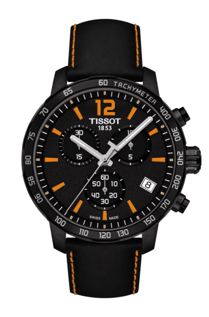 Tissot Quickster Review T0954173605700