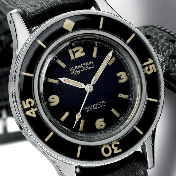 fifty fathoms blancpain