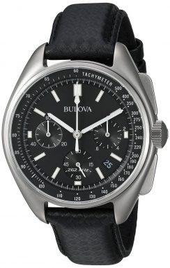 9a669af4a95 Bulova Moon Watch Review (96B251) – The Watch Worn On Moon