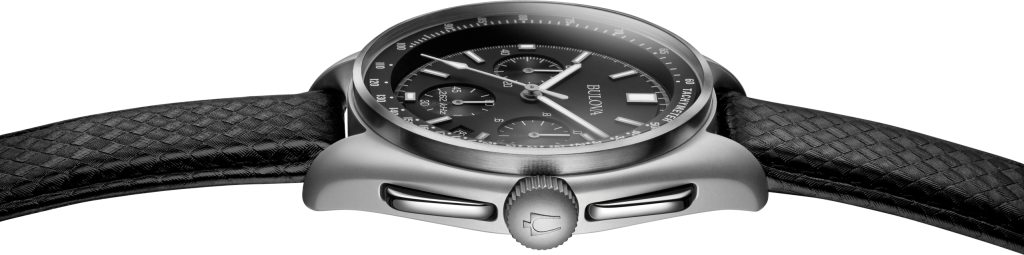 Bulova Moon Watch Side