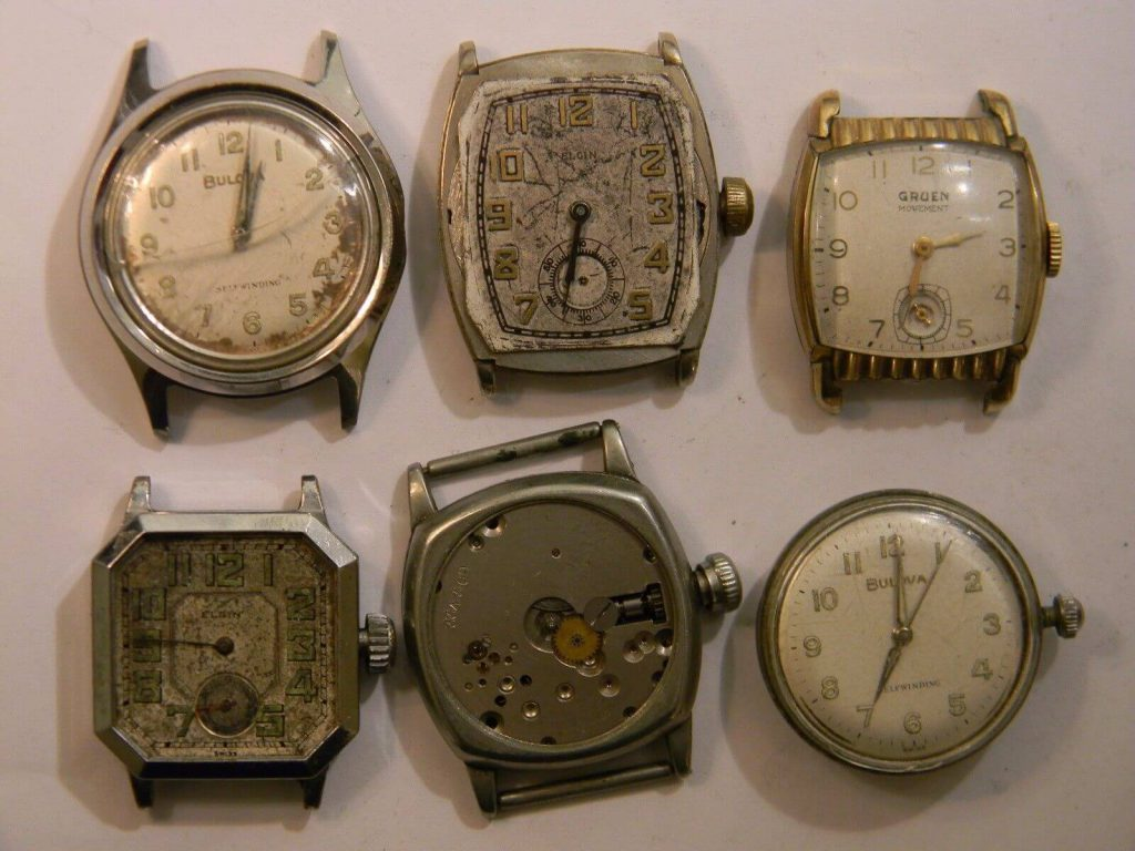 Military watch examples