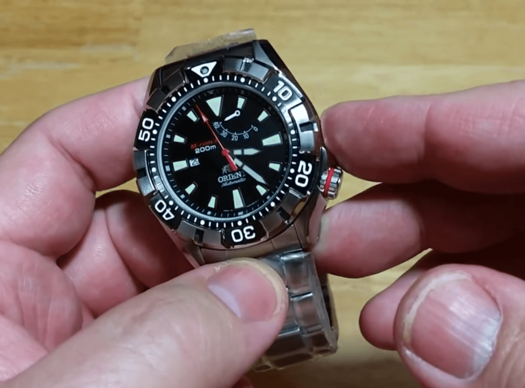 Orient M-Force Review