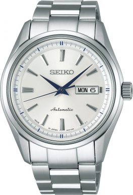 Seiko SARY055 Review white dial