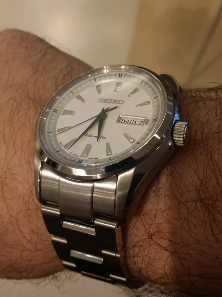 Seiko Sary055 Review Automatic Watches For Men