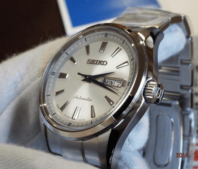 Seiko SARY055 sides review