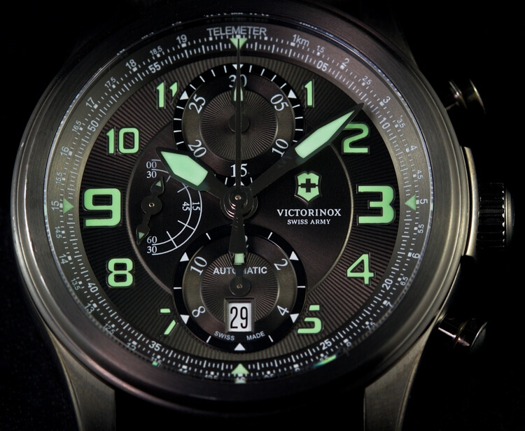 What Is Watch Lume