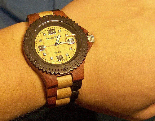 Wood Tense Watches